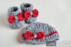 45.easy bottillons Modèle de crochet libre