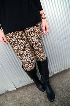 Leopard Lovin' Leggings