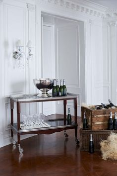 Champagne bar