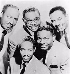 The Soul Stirrers are an gospel music group, whose career spans over eighty years. The group was a pioneer in the development of the quartet style of gospel, and a major influence of soul music, doo wop, and motown sound, some of the secular music that owed much to gospel. Sam Cooke pictured here was a member of the group before going solo.