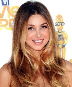 ombre hair - Whitney Port