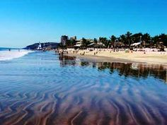 Ohhh!! I wish I could fly away from here be there!! ❤️Mazatlan Beach Mexico