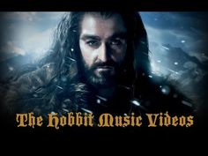 Misty Mountains Cold (Full Song with lyrics {theatrical})- The Hobbit Music Videos