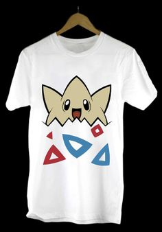 togepi pokemon design clothing for T Shirt Mens and T Shirt Girls