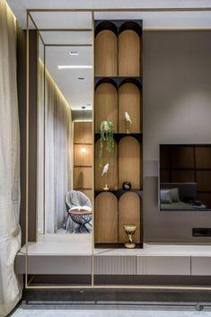 Modern Luxury Bedroom, Luxury Bedroom Design, Bedroom Furniture Design, Home Room Design, Luxurious Bedrooms, Living Room Tv Unit Designs, Bedroom Bed Design, Tv Unit Interior Design, Niche Design