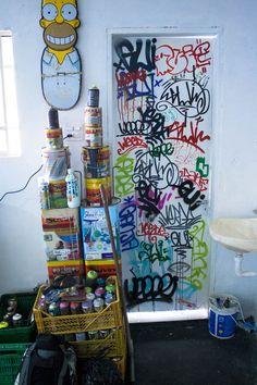 #GRAFFITI #INK