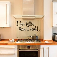 I love this. Saw this sign when I was out today and almost bought it for Brett for our kitchen...I think I may have to! Love it!