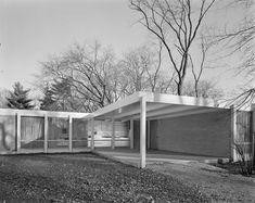 McCormick House by Mies van der Rohe, photo via dailyicon.net