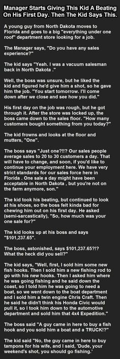 New Employee Gives Manager The Biggest Shock Ever. This Is Priceless.