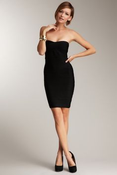 388374b802 HauteLook. Black Tube DressTea DressesFormal DressesShopping ...