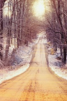 0rient-express:  The road leading home...| byChristina Benge| Website.