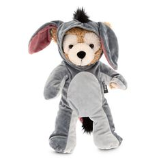 Duffy the Disney Bear Eeyore Costume - Medium - 17''
