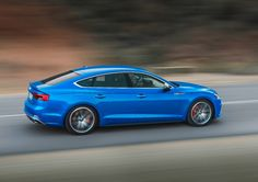 Two extra doors don't ruin the look of the Audi Sportback