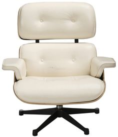 Charles E. | Lounge Chair and Ottoman | SWIVELUK.COM