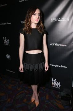 Zoe Lister Jones at event of Consumed (2015)