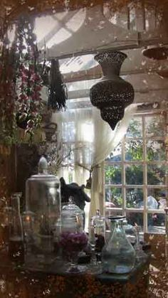 Image result for witchy room decor