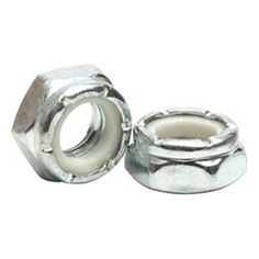 "DrillSpot 5/8""-18 Zinc Finish NTE Grade 2 Jam Nylon Insert Lock Nut by DrillSpot. $10.42. Threads are molded into the nylon insert locking the bolt into place. Nylon Insert Jam Lock Nuts typically have a cased metal outside formed into a hex pattern easily torqued by a wrench or socket; Jam Lock Nuts feature a thin pattern profile. Type NTE Grade A. ASME B1.1 UNC and UNF Class 2B thread requirement. Zinc plating, retards the corrosion rate in a normal atmosphere."