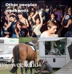 Used to be my weekends.... and I wouldn't have had it any other way