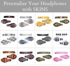 Velodyne Personalized Headphones {Giveaway}