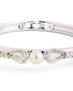 The Precious Pearl Bracelet by JewelMint.com, $29.99