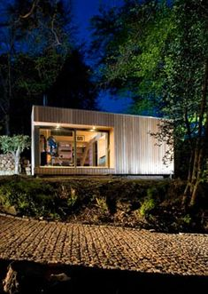 Contemporary Garden Studios   Eco Outdoor Studios - Ecospace Studios
