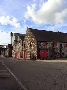 Ardmore distillery.