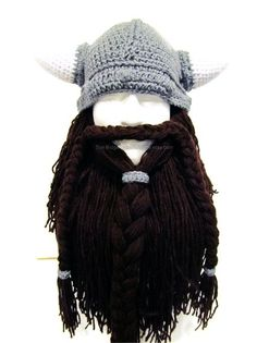 Crochet Viking Costume would love this for Wayne