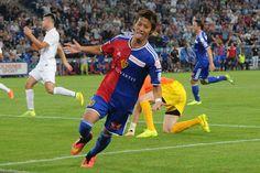 14/15; 4. Spieltag; FC Basel 1893; FC Zürich; Super League; Vereine; Yoichiro Kakitani 2014_08_09_fcb_fcz_0038_zi.jpg
