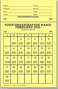 15 best raffle ticket templates for word images on pinterest