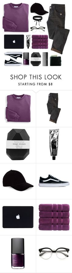 """❀Sugar Plum❀"" by kcsweder ❤ liked on Polyvore featuring Blair, Pelle, Le Amonie, Vans, Sephora Collection, Christy, NARS Cosmetics and Boohoo"