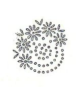 Tambour Beading, Tambour Embroidery, Vintage Embroidery, Embroidery Thread, Cross Stitch Embroidery, Embroidery Patterns Free, Hand Embroidery Designs, Hand Work Blouse Design, Lazy Daisy Stitch