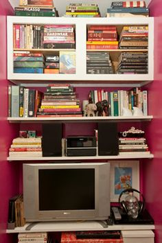 My client's Houzz.com feature 'color and pattern make a manhattan apartment sing'.