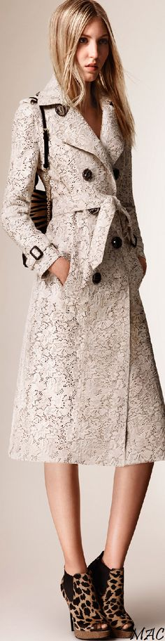 Resort 2016 Burberry Prorsum