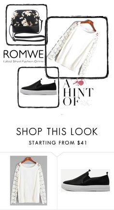 """#5/5 Romwe"" by ahmetovic-mirzeta ❤ liked on Polyvore"