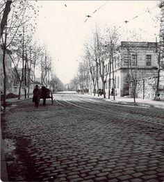 1930-lar Beşiktaş Ortaköy Yolu
