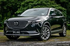 2017 Mazda CX-9 2.5T now in Malaysia, from RM317k | The new Mazda CX-9 was previewed in November last year, but it was only slated to make its proper market launch in June. However, due to popular demand...