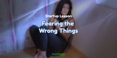 http://denseymour.com/startup-lesson-fear-competition/  One of the worst things things that can hurt your startup team's productivity is paralysis from the fear of the wrong things...