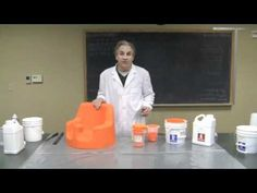 Flexible Molding Foams & Intergral Skin Flexibel Foam Demonstration