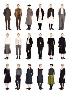 Margaret Howell Autumn Winter 2012 Collection