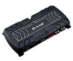 Power Acoustik BAMF 1-8000D 8000 vatios MAX clase D Monoblock coche amplificador de audio