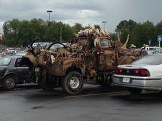 Zachary's Dream Truck!