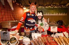 Bob's #Roasted #Nuts at the #Denver Christkindl Market in Downtown Denver. Photos by Ken Hamblin. Published on December 3, 2014