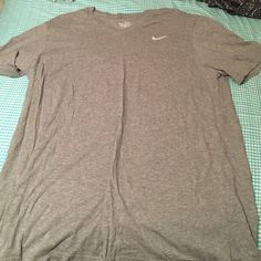 V neck Nike shirt Standard for great condition Nike Tops Tees - Short Sleeve