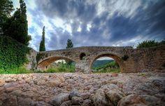 pollenca roman bridge - Mallorca
