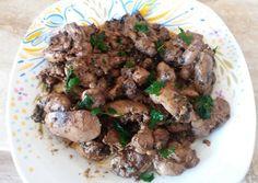Συκωτάκια ριγανάτα και λεμονάτα συνταγή από Αναστασία Κολβάνη - Cookpad Kai, Beef, Food, Meat, Essen, Ox, Ground Beef, Yemek, Steak
