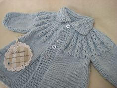 Tapadito Celeste Crochet Baby, Crochet Top, Baby Knitting Patterns, Free Pattern, Projects To Try, Sweaters, Tops, Fashion, Knit Jacket