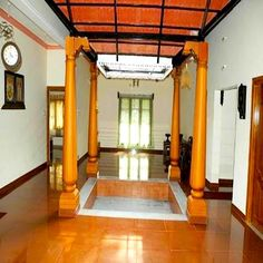 6 Creative And Inexpensive Cool Tips: False Ceiling Bedroom With Fan false ceiling design with wood. Indian Home Design, Kerala House Design, Indian Home Decor, Pop Design, Cafe Design, Design Ideas, Open Concept House Plans, Chettinad House, Kerala Traditional House