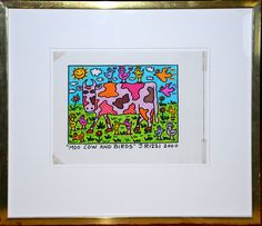 Vintage James Rizzi James Rizzi Pinterest Artist Art lessons and Inspiring art