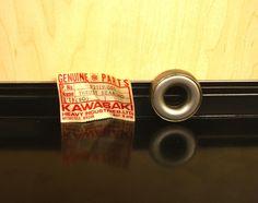 NOS OEM FACTORY KAWASAKI KZ1000 MT1 F3 F4 LOCK WASHER 12MM 464H1200