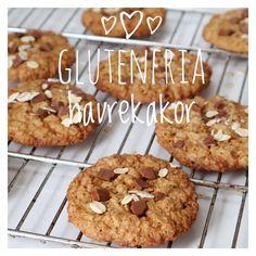 Gluten Free Cakes, Fika, Muffin, Food Porn, Cupcakes, Cookies, Baking, Breakfast, Sweet